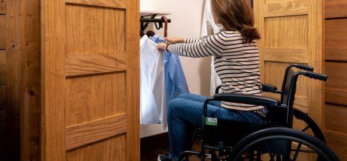 Cedar Room-Wheelchair