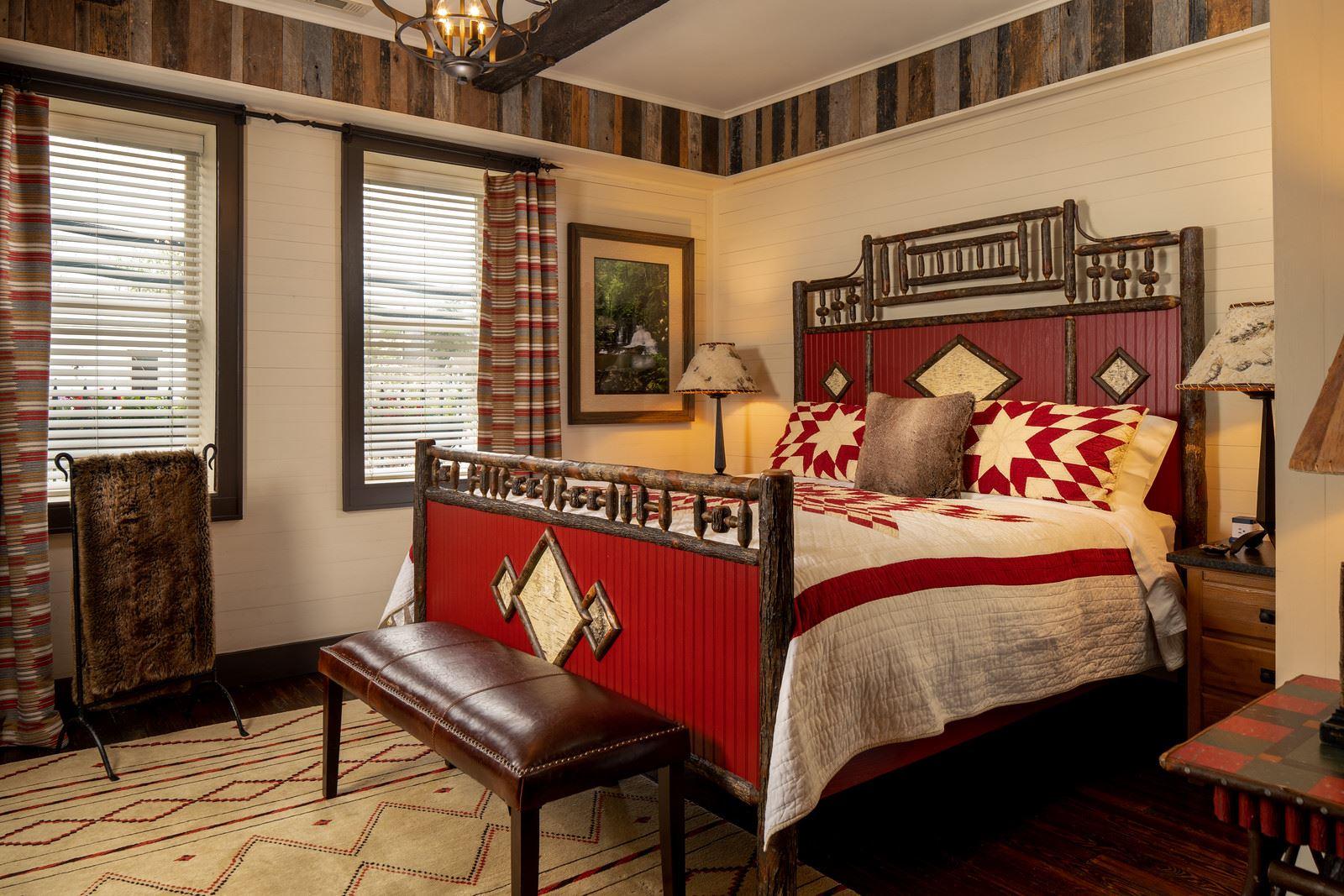Hemlock Suite- Bed