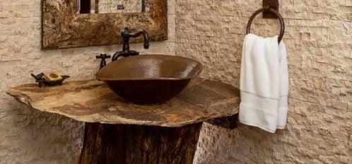 Holly Room- Bath sink