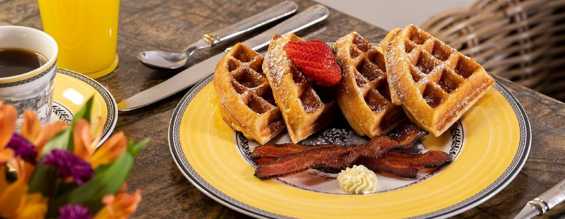 Waffles - Hero