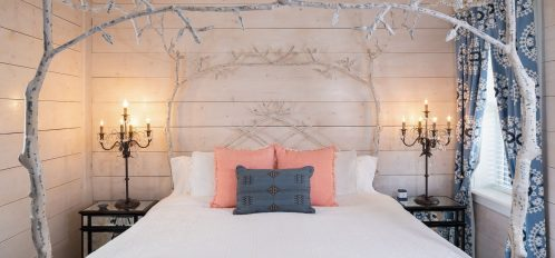 Willow Room- Front of Bed